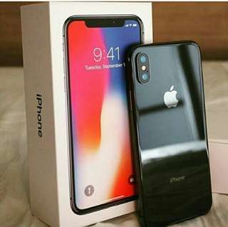 Apple Iphone X 64Gb Internasional