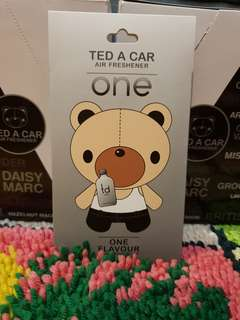 Ted A Car - One