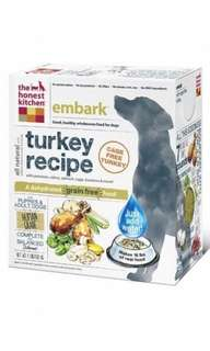 THE HONEST KITCHEN EMBARK DEHYDRATED RAW DOG FOOD