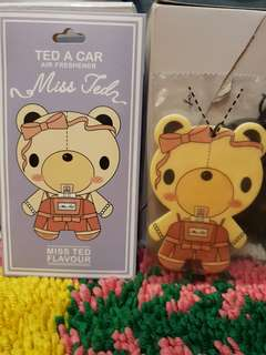 Ted A Car
