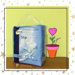 Tena Slip Plus L x 12