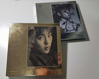 EXO - EXODUS ALBUMS