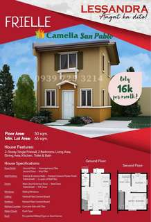 House and Lot Camella Homes