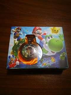 Super Mario Pocket Watch
