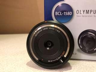 Olympus 15mm f8.0