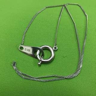 純銀 頸鍊