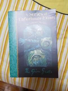 A series of unfortunate events book 11