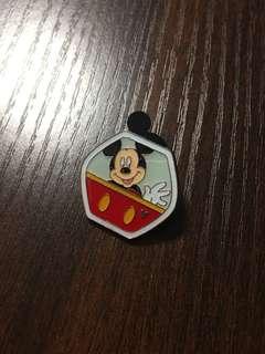迪士尼徽章 Disney Pin 米奇 Mickey