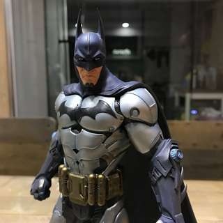 DC Collectibles Armoured Arkham Batman (with box)