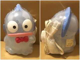 ** 分享 ** Sanrio Hangyodon 水怪 1986 年 7 吋高 人形膠燈 (Made in Japan)