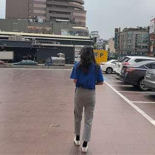 🚚 灰色運動長褲