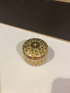 Tempat jewellery / ring case