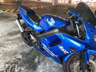Honda nsr sp for rent