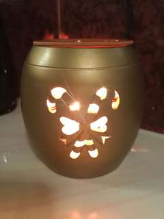 Night lamp  and scent diffuser