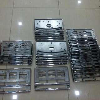 Frame Plate Daihatsu Move