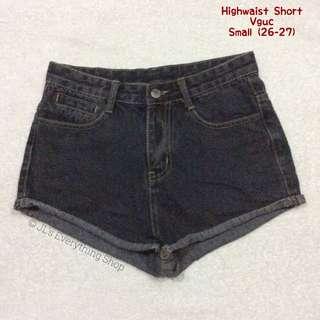 Preloved Highwaist Short
