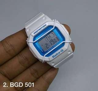 Baby G type BGD501