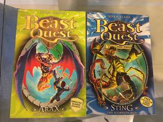 Beast quiz books