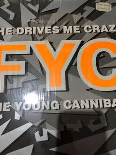 Fine Young Cannibals - She Drives Me Crazy 12' singles