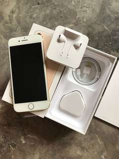 iPhone 7 GOLD 256GB (NEW)