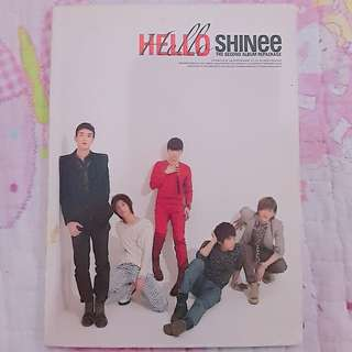 (PRE LOVED!) SHINee HELLO