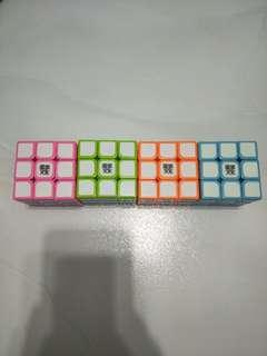 Fanxin LingShuang 3x3 Force Cubes