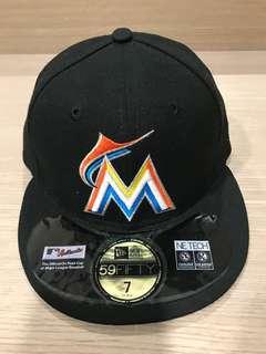 🚚 MLB邁阿密馬林魚潮帽
