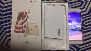 2nd Hand Oppo A39 (6 mos used) rush sale!!