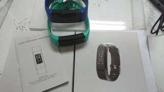 YG3 plus Heart rate smart wristband