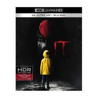 🆕 It 4K UHD + Blu Ray
