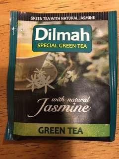 Dilmah Green Tea 綠茶/English breakfash 紅茶  (五十包起)另可整盒購買$120 (一百包)
