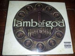 Music CD (Metal, 3xCD): Lamb Of God–Hourglass: The CD Anthology