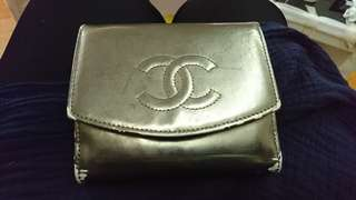 Authentic Chanel Wallet used
