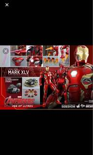 Hot toys mark 45 bib n MISB