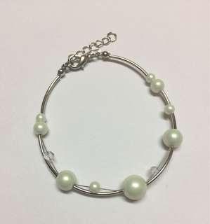 🈹珍珠手鏈