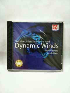 Dynamic Winds (The Johan Willem Friso Military Band)