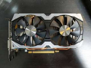 Zotac Nvidia 1070 8gb ddr gaming graphic card