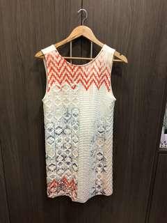 Zara Sleeveless Dress
