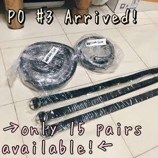 🔥 limited stocks available 🔥 silver ring belts