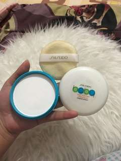 Shiseido baby face powder