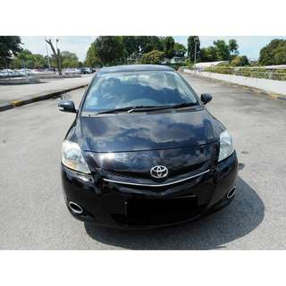 Toyota Vios 1.5 Manual E