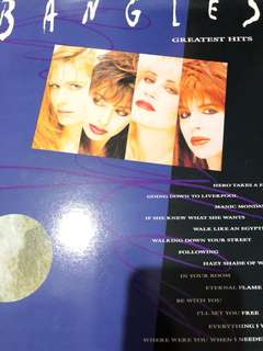 Bangles - Greatest Hits Lp