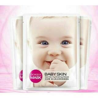 Bioaqua Baby Skin Face Mask