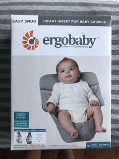 Cool mesh Ergobaby carrier infant insert (latest model)