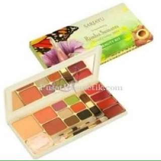 Sariayu Makeup Palette Beauty Kit