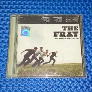 🆒 The Fray - Scars & Stories [2012] Audio CD
