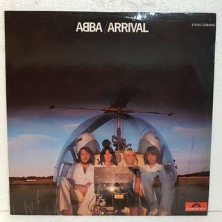 On Hold: ABBA - Arrival  Vinyl Record
