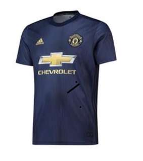 🔥🔥🔥2018/19 Official MUFC Third Shirt 曼聯 (熱買中)自用/收藏價值極高