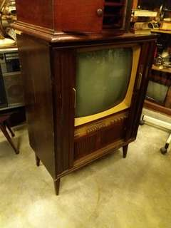 Antique germany tv