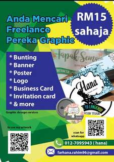 Freelancer graphic desigb